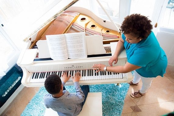 Private Piano & Clarinet Lessons Offered in our Comfortable In-Studio Environment or the Convenience of In-Home. 30 Minute and 1 Hour Sessions Available. Also Offering Music Clinics to Help Your Band Grow. Servicing the Fort Walton Beach, Fl Areas.